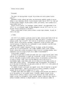 Puterea de Lucru de Judecat - Pagina 1