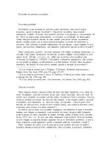 Procedura de Judecata a Recursului - Pagina 1