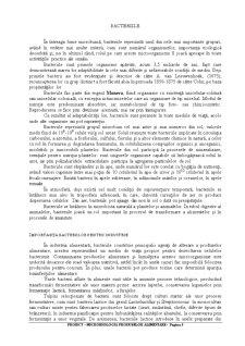 Caracterizarea Principalelor Grupe de Microorganisme Utile în Obținerea Produselor Alimentare - Pagina 5
