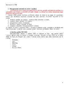 CRM - Custom Relationship Management o Solutie de Management al unei Firme de Audit - Pagina 4