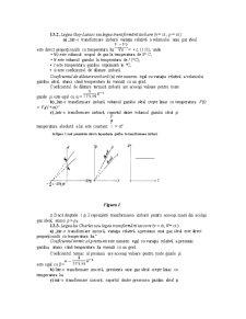 Notiuni Termodinamice de Baza - Legile Gazului Ideal - Principiile Termodinamicii - Pagina 5