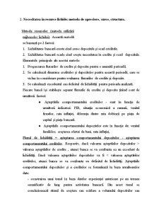 Strategia și Politica Administrării Lichidității Bănci - Pagina 4