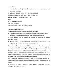 Strategia și Politica Administrării Lichidității Bănci - Pagina 5