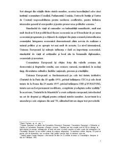 Particularități ale Aderării României la Uniunea Europeană - Pagina 5