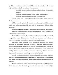 Analiza Echilibrului Financiar al Întreprinderii - Pagina 3