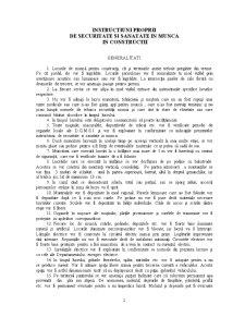 Curs Initiere in Domeniul Normelor de Securitate si Sanatate in Munca - Pagina 2