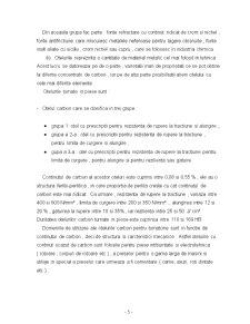 Procedee de Prelucrare a Metalelor și Aliajelor - Turnarea - Pagina 5