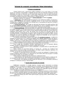 Teoria Sistemelor și Automatizări - Pagina 1