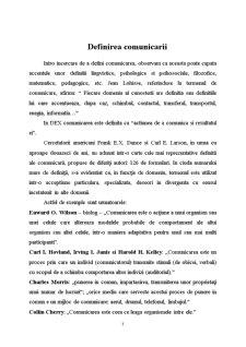 Comunicarea Formala versus Comunicarea Informala - Pagina 3