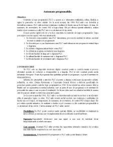 Curs PLC - Pagina 1