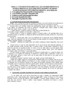 Teme Dreptul Afacerilor - Pagina 1