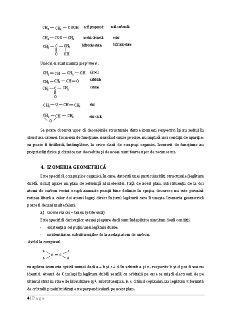 Izomeria Compușilor Organici - Pagina 4