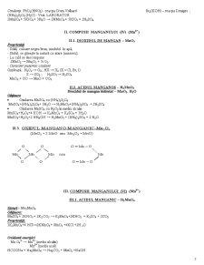 Caracterizarea Generală a Elementelor cu Caracter Metalic - Pagina 5
