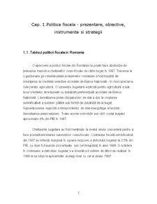 Politica Fiscala - Pagina 3