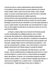 Proiectarea Ansamblului Design de Produs - Design de Ambalaj pentru Sucul Natural de Fructe Prigat - Pagina 4