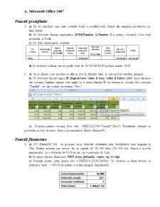 Proiect Excel-WINQSB-SAS - Pachete Software - Pagina 3