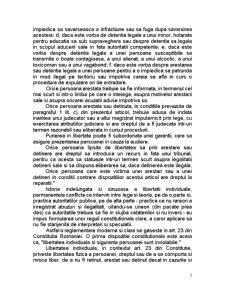Protectia Internationala a Drepturilor Omului - Libertatea Individuala si Siguranta Persoanei - Pagina 3