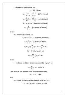 Proiectarea unei Sectii de Fabricare a Painii cu Capacitatea de 20 Tone pe Zi - Pagina 5