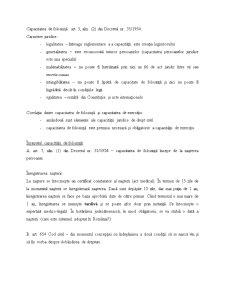 Drept Civil II - Persoanele - Pagina 3