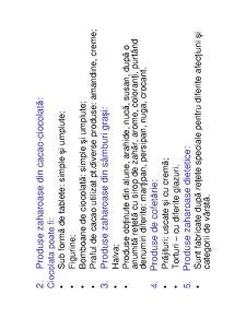 Tehnologia Fabricarii Produselor Zaharoase si a Bomboanelor Umplute - Pagina 2