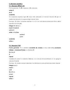 Limbajul de Programare C++ - Pagina 5