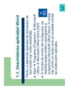 Cursuri Microsoft Word - Pagina 4