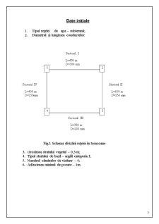 Organizarea Lucrărilor de Construcții-montaj a Rețelelor de Apă - Pagina 3