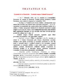 Tratate ale UE - Pagina 1