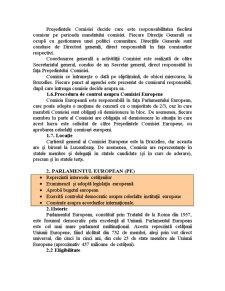 Instituțiile Uniunii Europene - Pagina 4