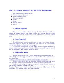Negociere Comerciala Internationala - Pagina 2