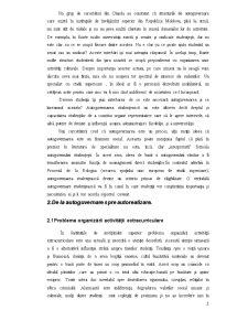 Factorii de Dezvoltare Socio-Culturala a Studentilor in Institutiile de Invatamant Superior - Pagina 2