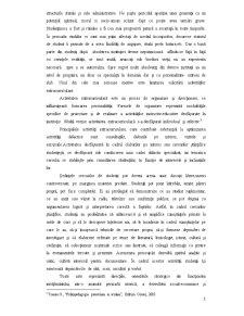 Factorii de Dezvoltare Socio-Culturala a Studentilor in Institutiile de Invatamant Superior - Pagina 3