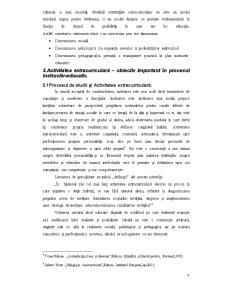 Factorii de Dezvoltare Socio-Culturala a Studentilor in Institutiile de Invatamant Superior - Pagina 4