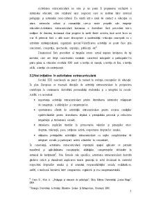 Factorii de Dezvoltare Socio-Culturala a Studentilor in Institutiile de Invatamant Superior - Pagina 5