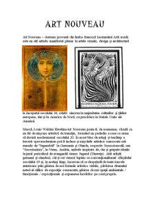 Art Nouveau - Pagina 1