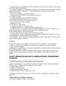 Expertiza si Certificarea Marfurilor - Pagina 4