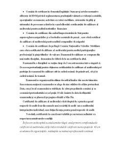 Sistemul de Certificare a Persoanelor Calificate in Domeniul Activitatii Auditului in Republica Moldova - Pagina 3