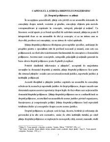Știința Dreptului Polițienesc - Pagina 3