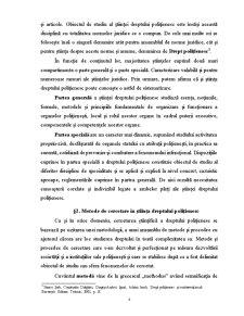 Știința Dreptului Polițienesc - Pagina 4