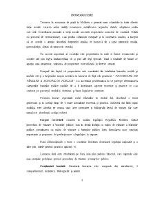 Procedura de Vânzare a Bunurilor Publice - Pagina 3