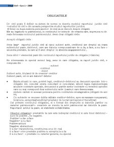 Cursuri Drept Civil - Drepturi Reale Principale - Pagina 1