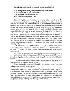 Bazele Statului si Dreptului Republica Moldova - Pagina 1
