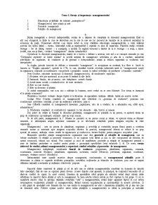 Cursuri Management - Pagina 1