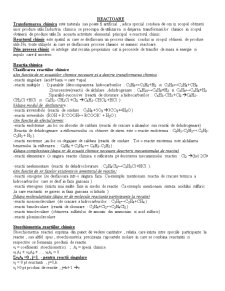 Reactoare Chimice - Pagina 1