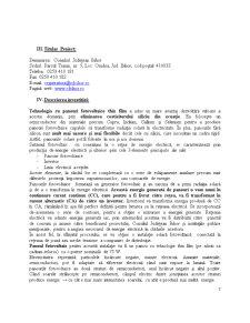 Studiu de Fezabilitate Parc Solar Fotovoltaic, Comuna Avram Iancu, Judetul Bihor - Pagina 2