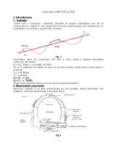 Tuneluri și Metropolitane - Pagina 1