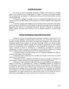 Ecologie Generală - Pagina 2