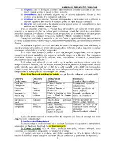 Analiză și Diagnostic Financiar - Pagina 3