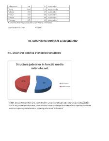 Analiza Statistica a Castigului Salarial Nominal Mediu Net pe Judete ale Romaniei in Anul 2007 - Pagina 4