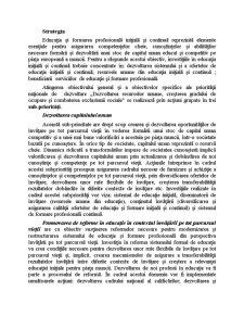 Dezvoltarea Resurselor Umane, Cresterea Gradului de Ocupare si Combaterea Excluziunii Sociale - Pagina 4